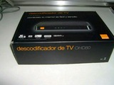 descodificador orange OHD80 - foto