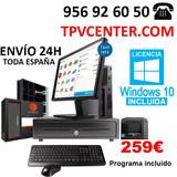 Terminal tpv completo + software - foto