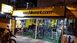 Taller de bicicletas en Los Cristianos. - foto