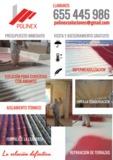 Reparación de goteras, tejados y terraza - foto