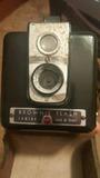 cámara fotográfica brownie flash - foto