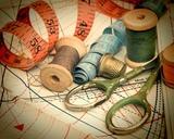 Arreglos económicos de costura - foto