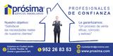 COMERCIAL PARA INMOBILIARIA PRÓSIMA - foto