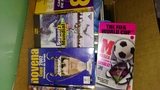 cintas nuevas Vhs futbol real madrid - foto