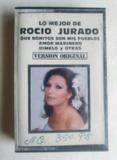 Cassette de Rocío Jurado. - foto