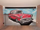 decorador estilo graffiti - foto