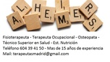 Terapia Ocupacional Neurologica en Casa - foto