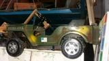 jeep  antiguo - foto