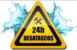 Desatascos 24horas precios anticrisis - foto