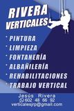 Trabajos verticales (sin andamios) - foto