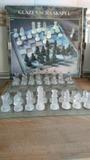 ajedrez cristal - foto