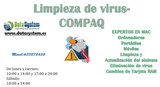 Limpieza de virus- COMPAQ - foto