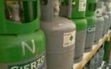 gas refrigeración refrigeración - foto
