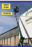 Alquiler camion plataforma elevadora - foto