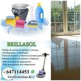 Limpieza / Mantenimiento / Brillo - foto