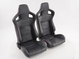 asientos semibaquet tipo recaro - foto