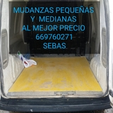 MINI MUDANZAS Y TRANSP.  AL MEJOR PRECIO - foto