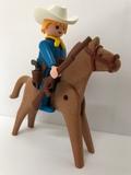Pistolero del oeste de playmobil - foto