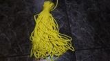 10 metros Paracord  amarillo - foto