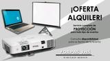 Alquiler de Proyectores y pantallas. - foto