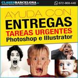 AYUDA CON ENTREGAS PHOTOSHOP ILLUSTRATOR - foto