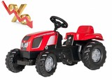 Tractor pedales ZETOR - foto
