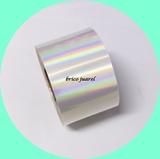 Papel laser transfer - foto