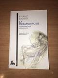 LIBRO LA METAMORFOSIS DE FRANZ KAFKA - foto