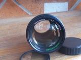 chinon-pentax mc, 135 mm f/2,8 - foto