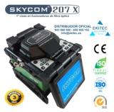 Skycom T-207X fusionadora FTTX - FTTH - foto