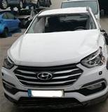 despiece Hyundai santa fe - foto