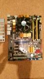 placa base asus p5qd-turbo - foto