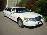 FORD - LINCOLN LIMUSINA