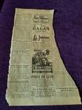 Periodico retazos 1954 - foto