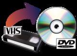 VHS y cintas pequeñas a DVD - foto