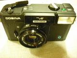 camaras compacta cosina chinon35mm flash - foto