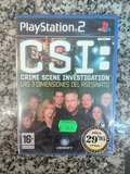 csi: crime scene investigation para ps2 - foto