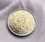 2 euros conmemorativos - foto
