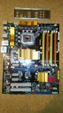placa asus 775 ddr3 p5qc green - foto