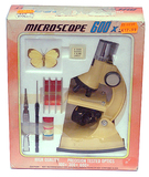 Microscopio infantil - foto