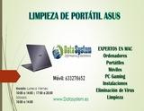 Limpieza de portatil Asus - foto