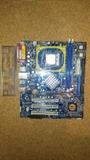 placa asrock 478 p4vm8 + micro - foto