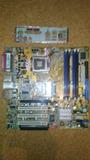 placa hp 775 p5lp-le - foto