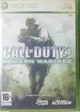 Modern Warfare Call of duty 4 xbox 360 - foto