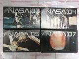 4 VHS Archivos NASA : 3/4/5/7 - foto