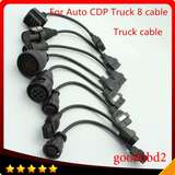 KIT 8 CABLES CAMION kit cables camion - foto