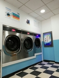 Lavadoras y secadoras profesionales - foto