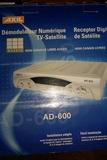 Recepetor digital de satelite - foto