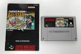 Super Mario AllStars Super Nintendo PAL - foto