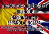 Traduccion espaÑol-ingles - foto